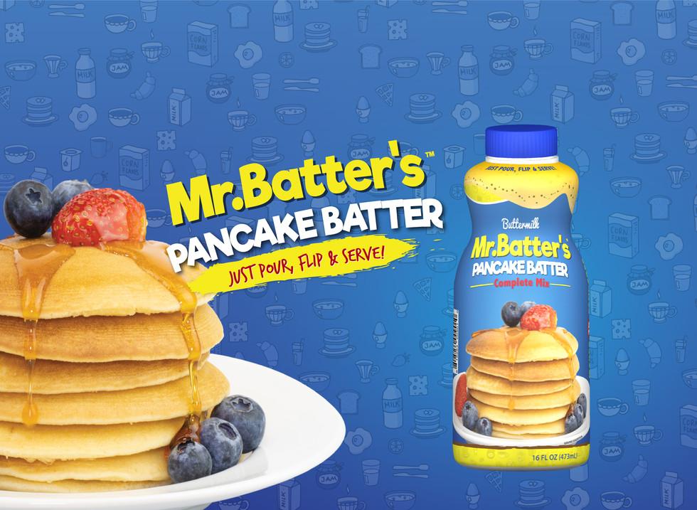 Mr.Batter's Liquid Batter
