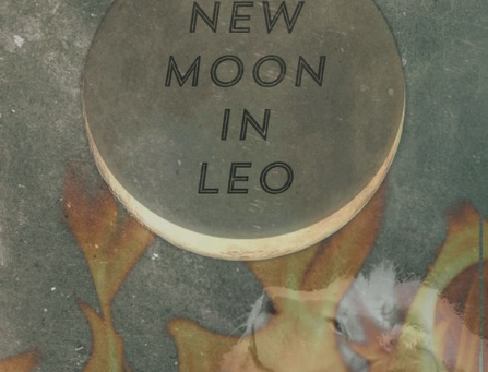 Leo New Moon and Solar Eclipse