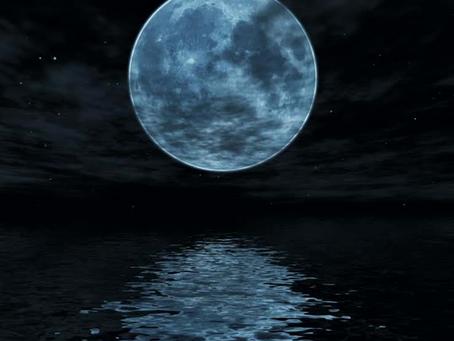 Blue 'Sap' Moon in Libra