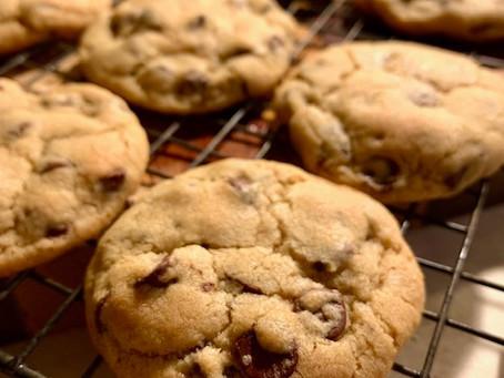 Adventures of a Yogini #sothkitchen Recipe Spotlight:      Chocolate Chip Cookies
