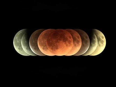 The Full Blood Moon
