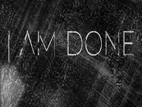 Adventures of a Yogini: I. AM. DONE.
