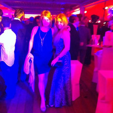 Cannes Stella party with Pinar Toprak