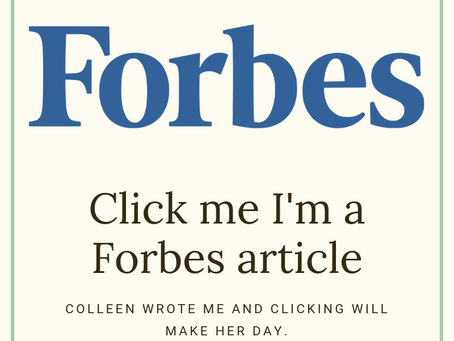 As seen in Forbes