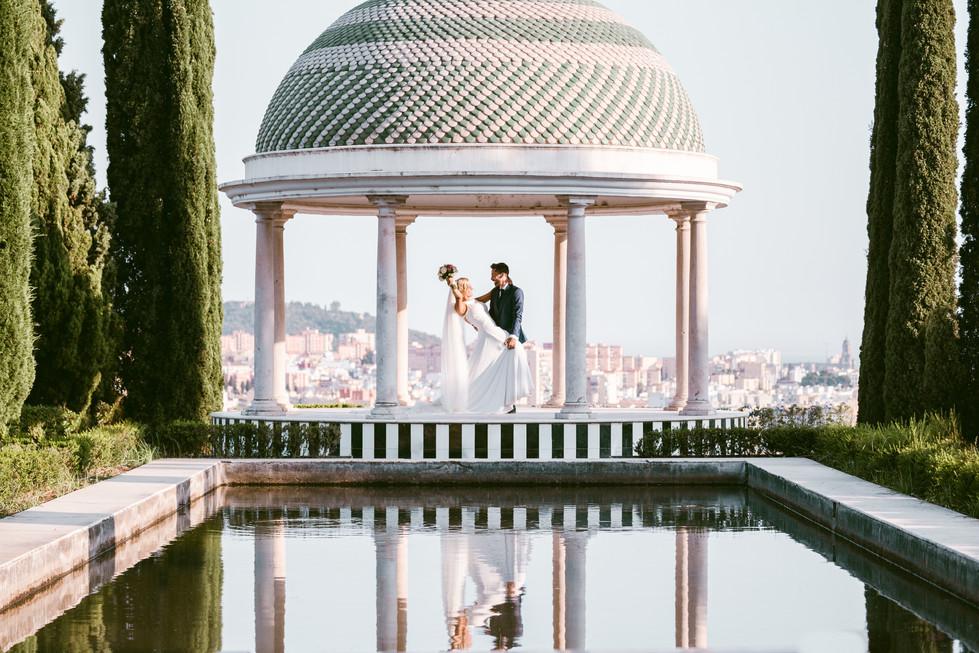 Jardín Botánico / Málaga