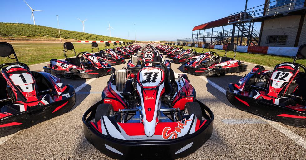 Circuito Karting KartCenter Campillos
