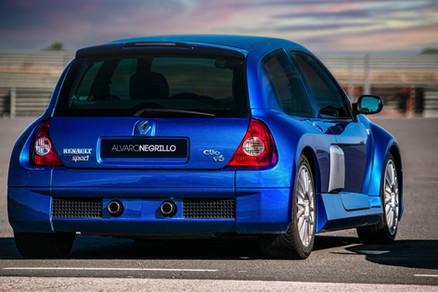 R. CLIO V6 II