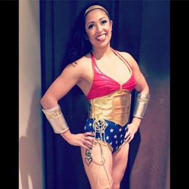 Wonderwoman IRL