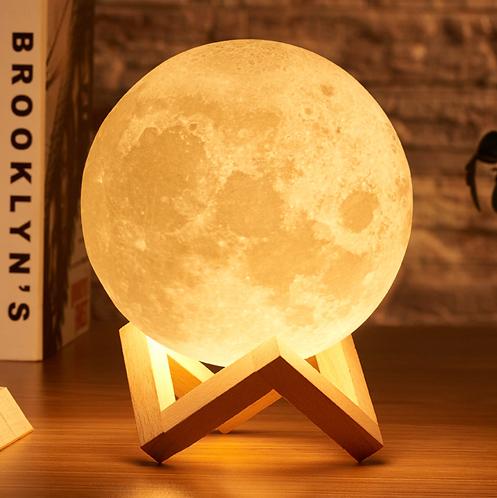 Mystical Moon Lunar Lamp