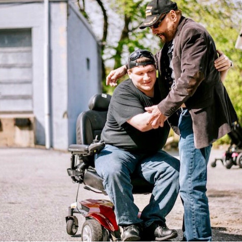 Pawn Shop Owner Gives Motorized Wheelchairs to More Than 580 People