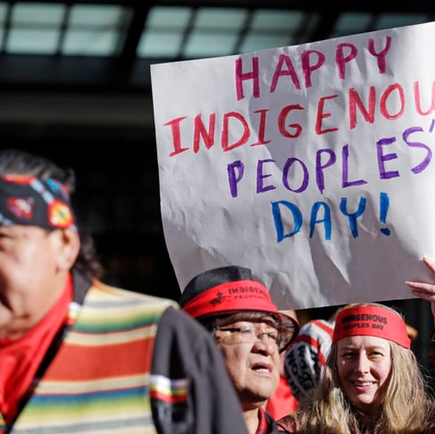 5 Ways to Celebrate Indigenous Peoples' Day