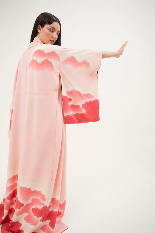 Long Kimono Sky