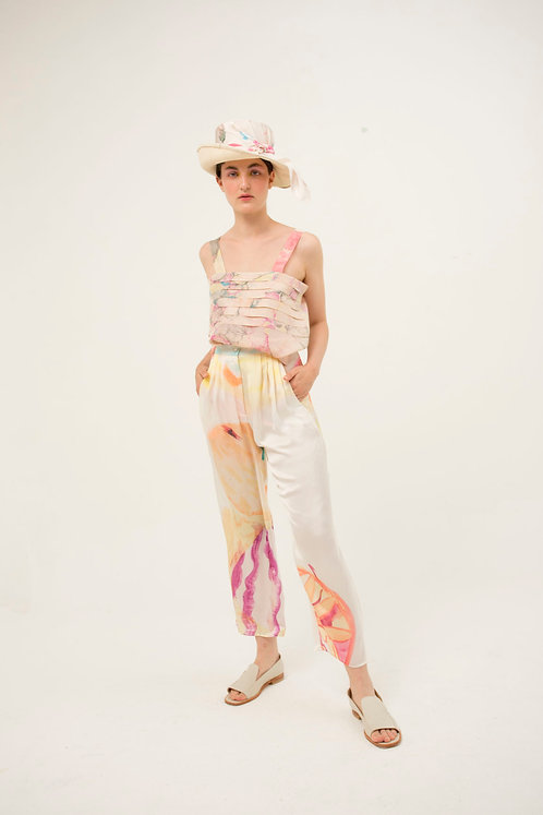 High Waist FOC Pants Margarita
