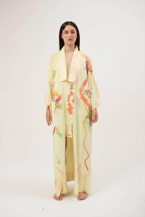 Long Kimono Dragon