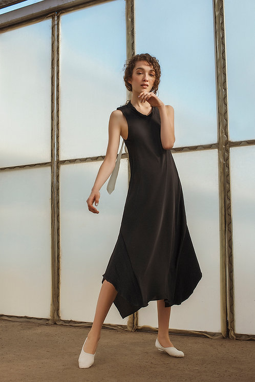 The Black Gaucho Bies Dress