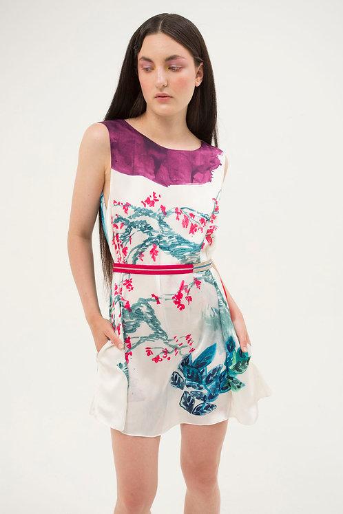 Mini Dress Cherry
