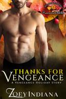 Thanks for Vengeance