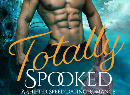 Totally Spooked is live!!!