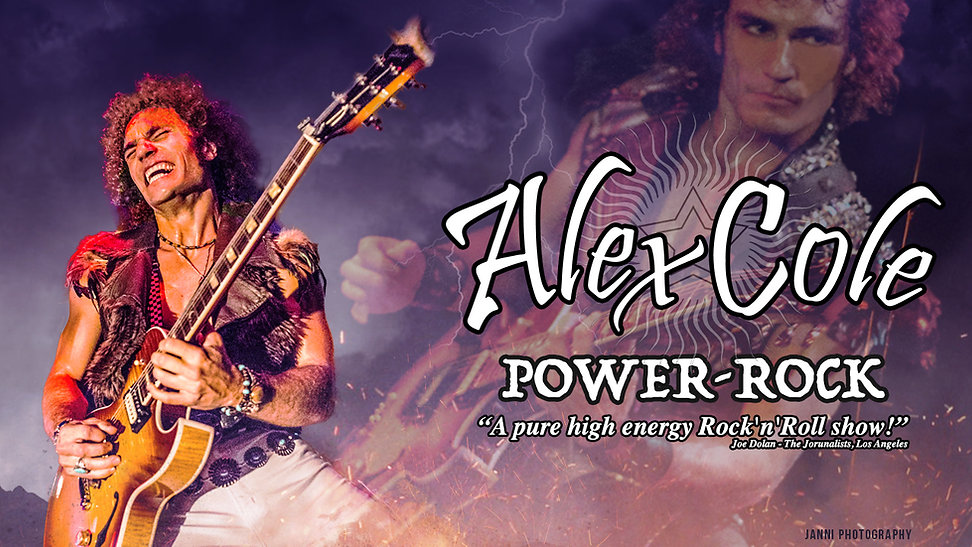 Alex Cole Power-Rock