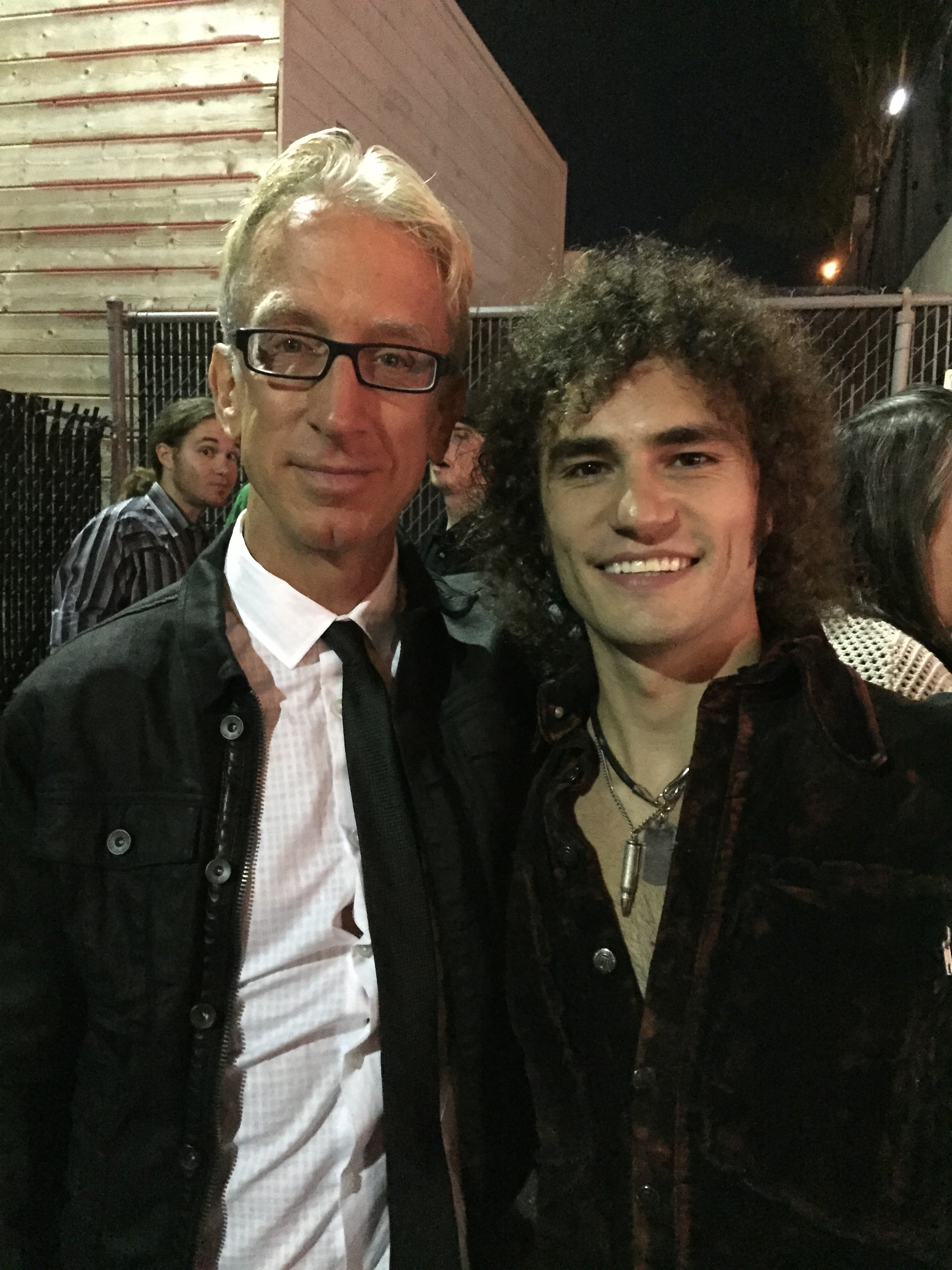 Andy Dick (Hollywood celebrity)