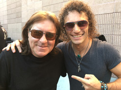 Alex Cole & Simon Wright