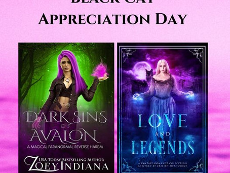 Happy Release Day to Love and Legends!