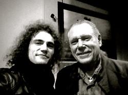 With Bob Delgadillo (Hollywood Photographer)