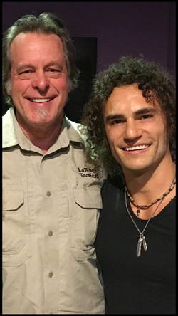 Alex Cole Ted Nugent