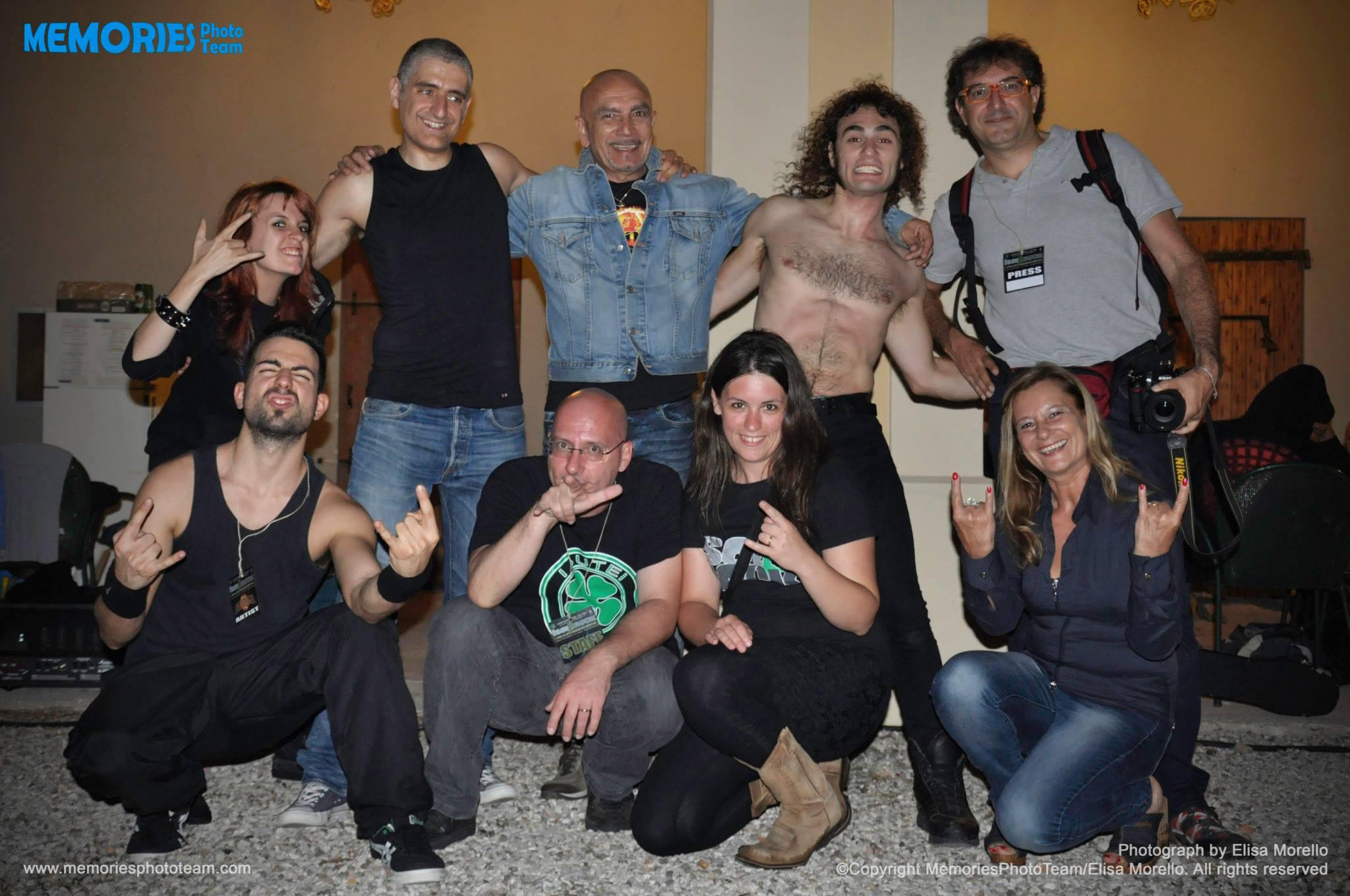 With IsolaRock Festival fans
