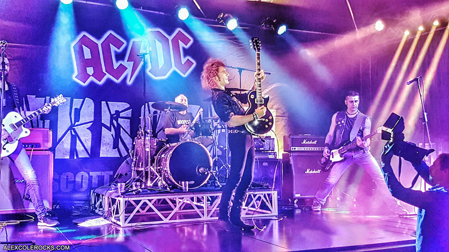 Alex Cole Rocks Tony Currenti AC/DC Overdose 74