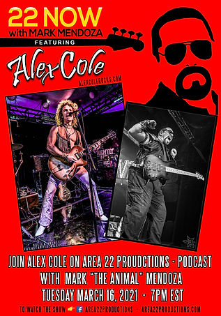 Alex Cole Mark Mendoza podcast show 2021