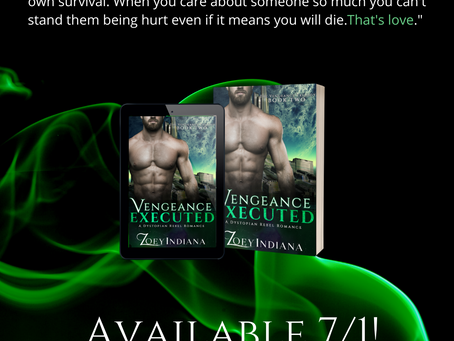 4 more days until Vengeance Executed goes live!