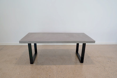 'Light Grey' Concrete Table