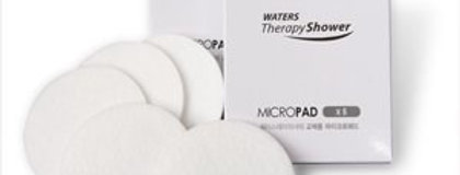 shower therapy pads