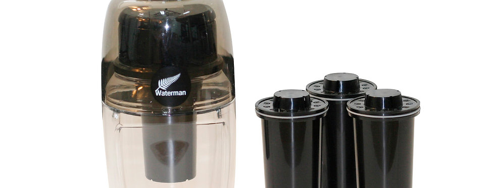 Waterman Replacement Filter 3 Pack