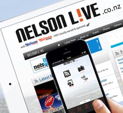 NELSONLIVE: WEBSITE REDESIGN