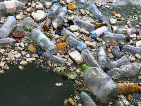 Why We Need  a Plastic Deposit Refund System