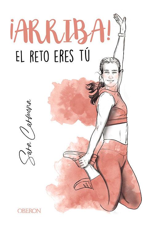 Sara_Carmona_portada_libro_el_reto_eres_