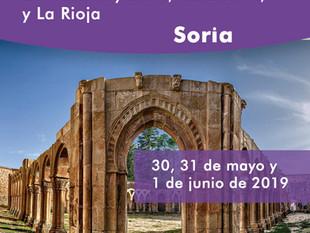 Congreso SORL CLCR SORIA`2019 30 de mayo - 1 de junio