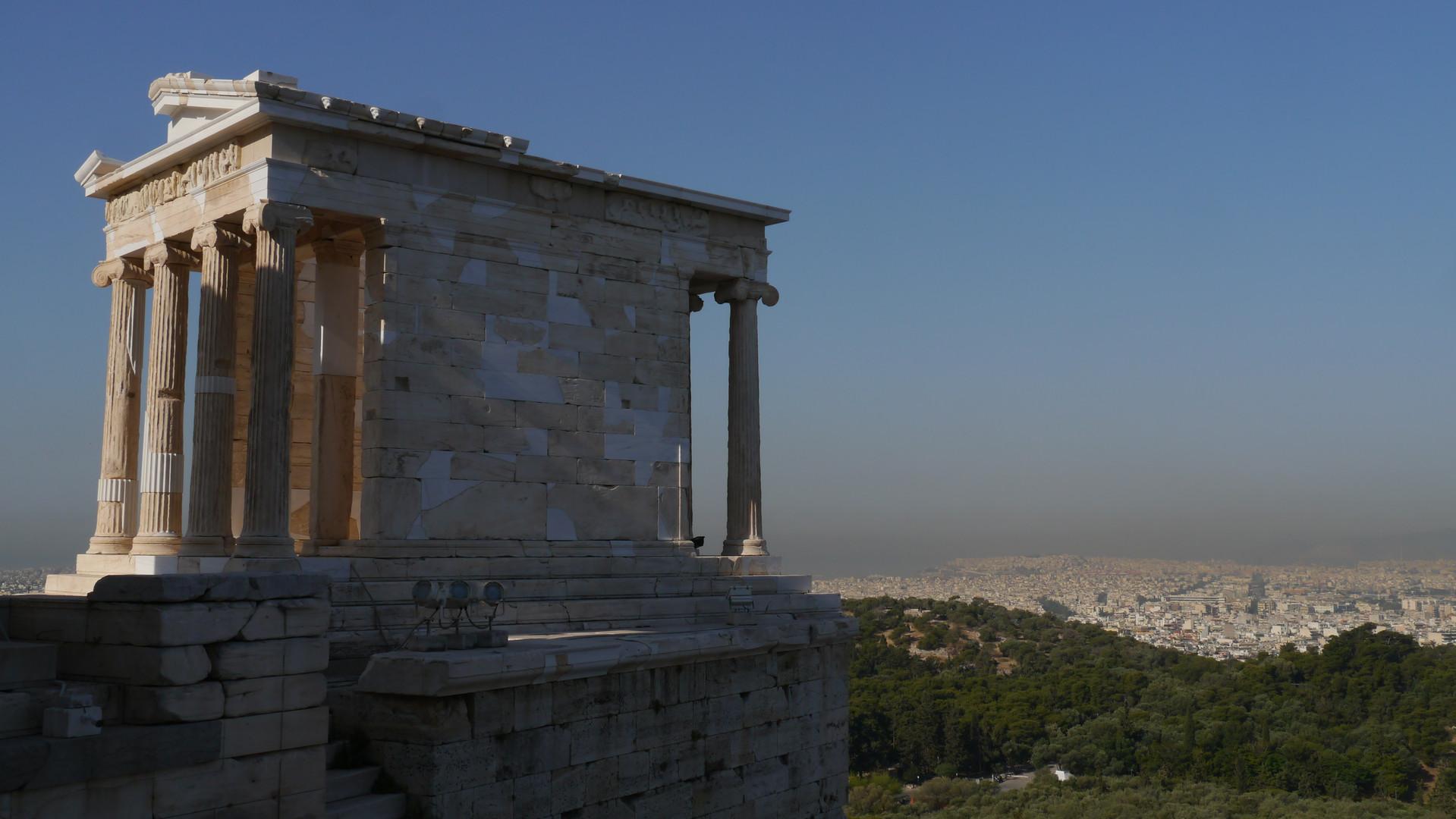 Athina .... Acropolis