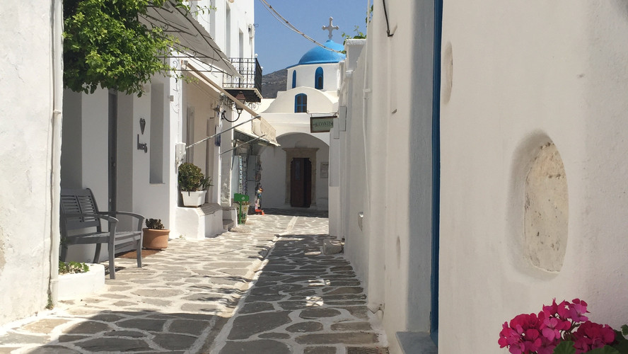 Parikia street