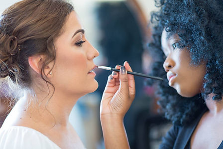 Wedding and bridal makeup artist
