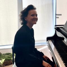 My favorite pianist, Natallia Papova