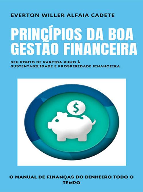E-book: Princípios da Boa Gestão Financeira