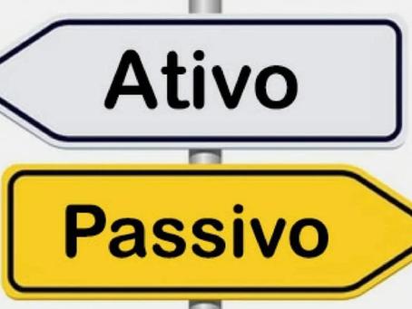 Ativo e Passivo. Você conhece esses termos?