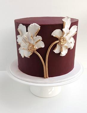 Inspiration for a custom cake design