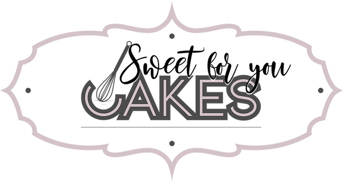 Sweet for you cakes logo
