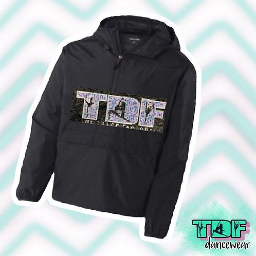 Sport Tek Zipped Pullover