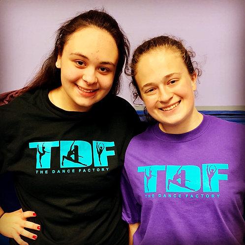 TDF Logo T-Shirt