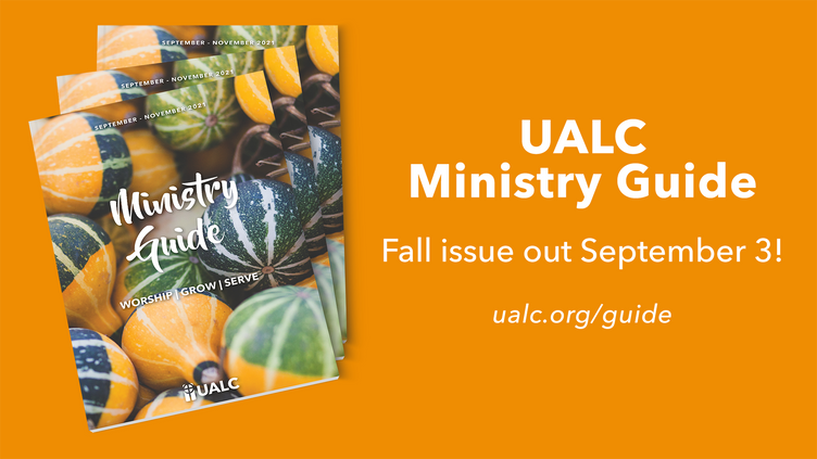 2021 Fall Ministry Guide